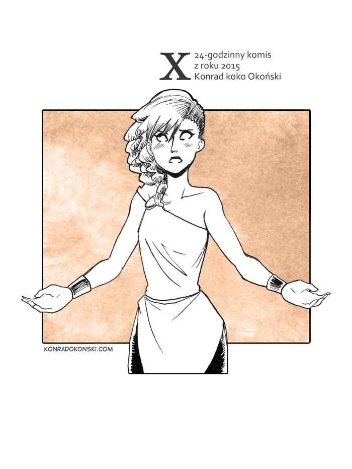 X- komiks 24-godzinny