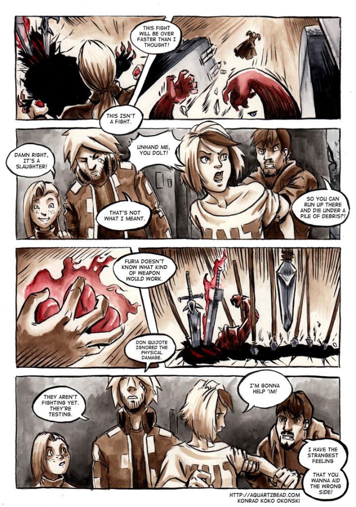 page 204 � a quartz bead � webcomic by konrad koko oko�ski