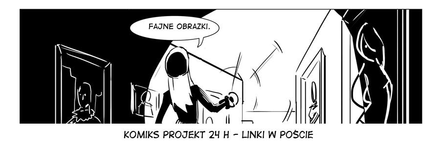 Projekt 24h comic