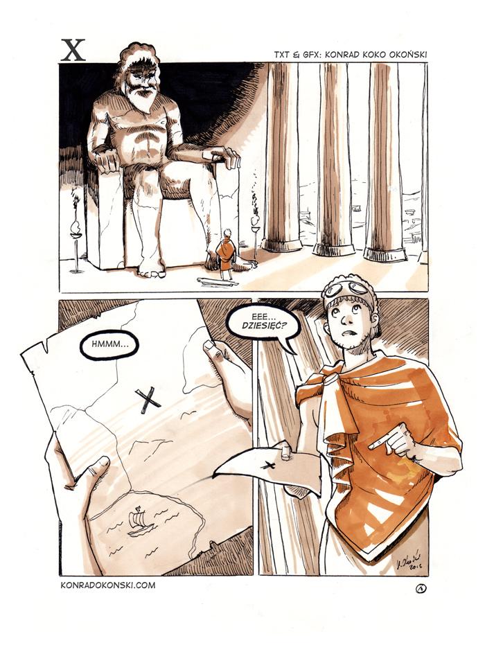 X- komiks 24h 2015 – strona 1