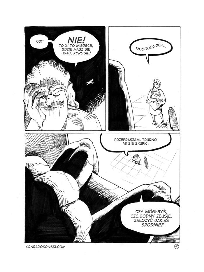 X- komiks 24h 2015 – strona 2