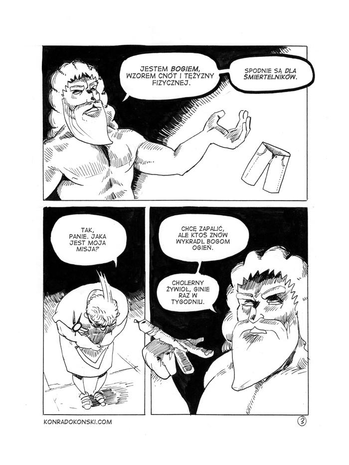X- komiks 24h 2015 – strona 3