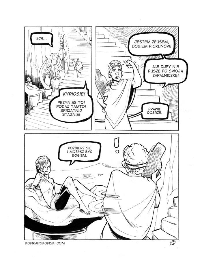 X- komiks 24h 2015 – strona 5