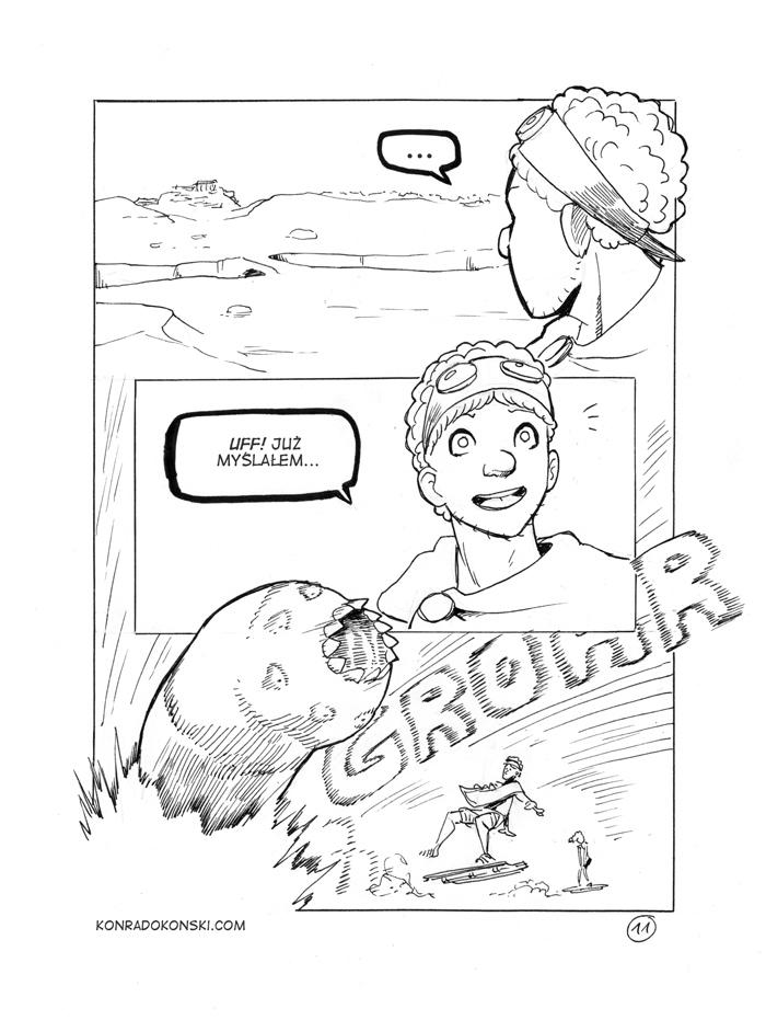 X- komiks 24h 2015 – strona 11