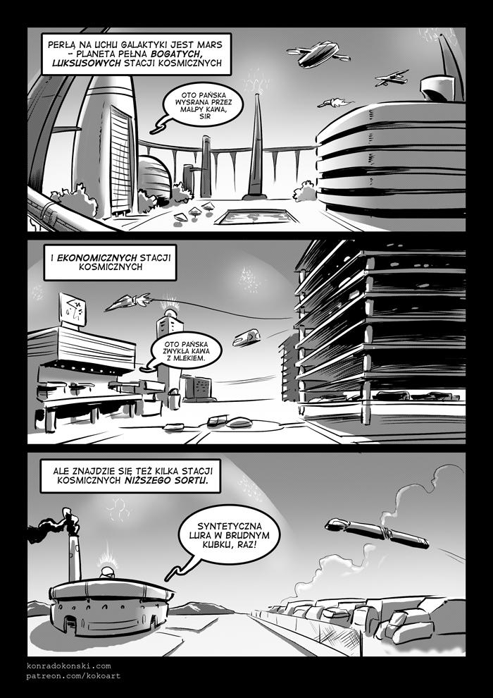 Lewa Misja – komiks 24h 2017 – strona 2