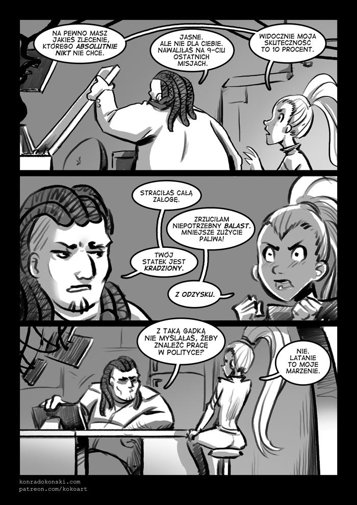 Lewa Misja – komiks 24h 2017 – strona 4