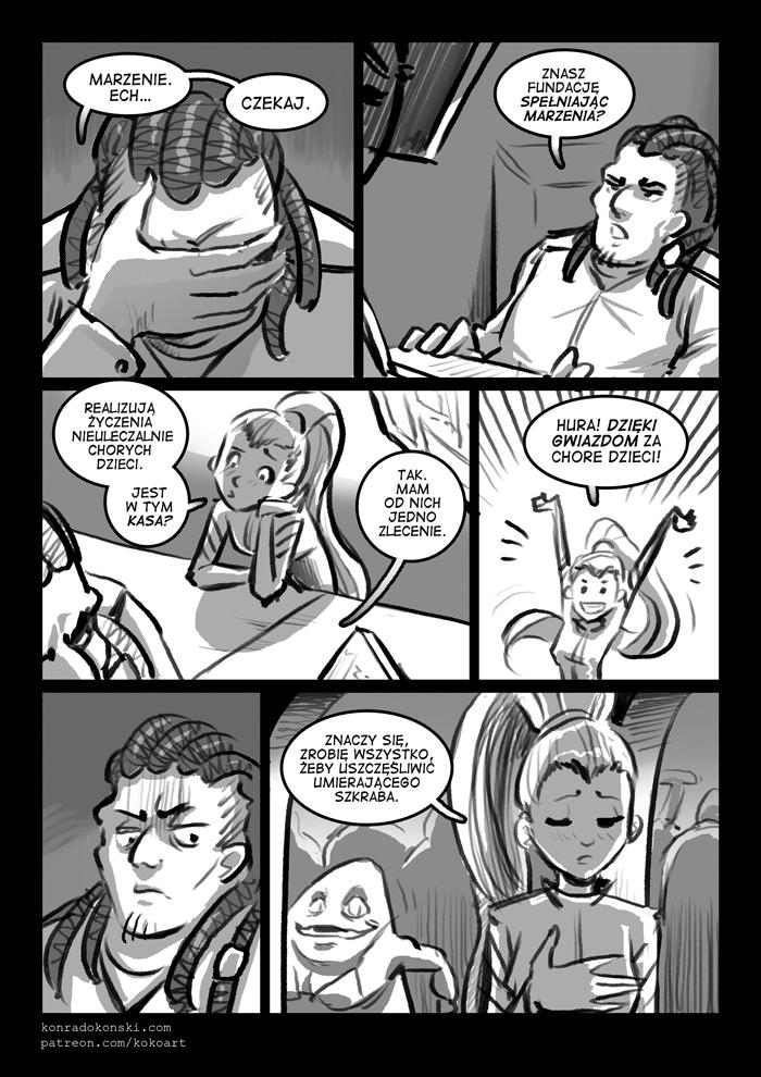 Lewa Misja – komiks 24h 2017 – strona 5