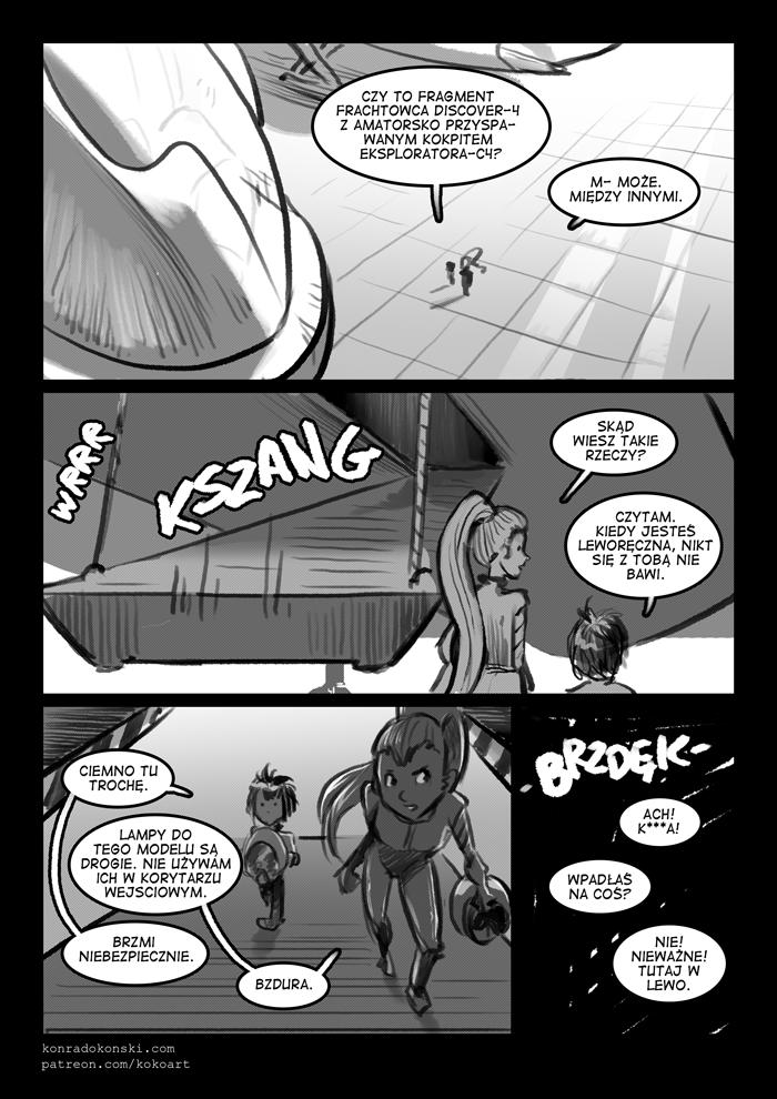 Lewa Misja – komiks 24h 2017 – strona 9