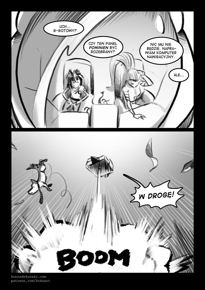 Lewa Misja – komiks 24h 2017 – strona 10