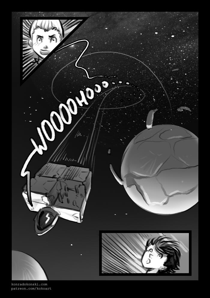 Lewa Misja – komiks 24h 2017 – strona 11