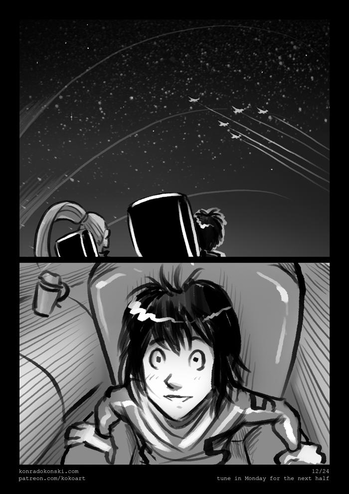 Lewa Misja – komiks 24h 2017 – strona 12