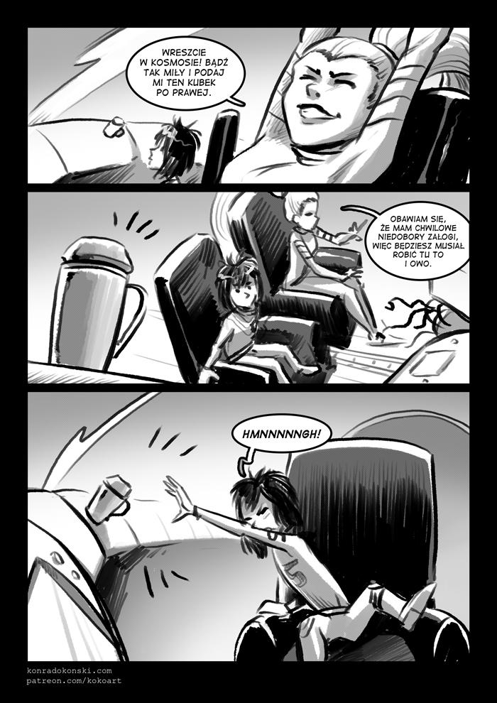 Lewa Misja – komiks 24h 2017 – strona 13
