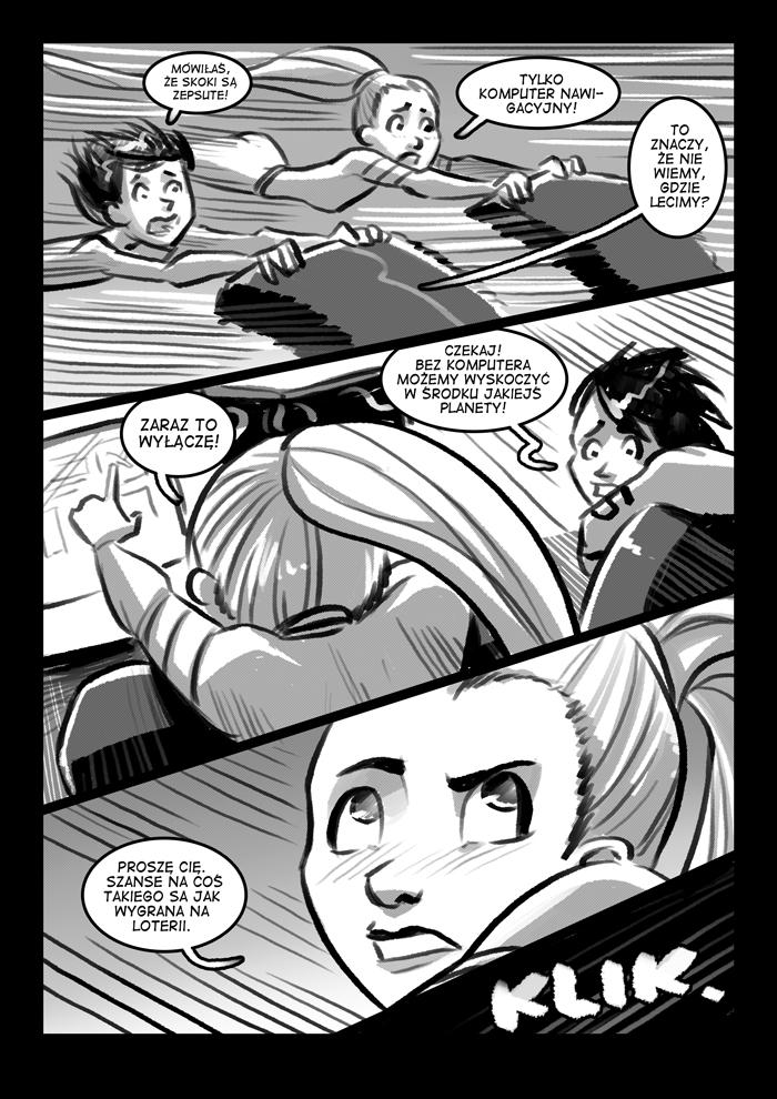 Lewa Misja – komiks 24h 2017 – strona 16