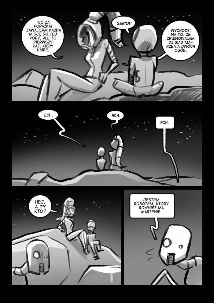 Lewa Misja – komiks 24h 2017 – strona 18