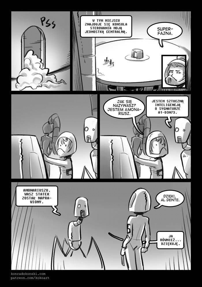 Lewa Misja – komiks 24h 2017 – strona 22
