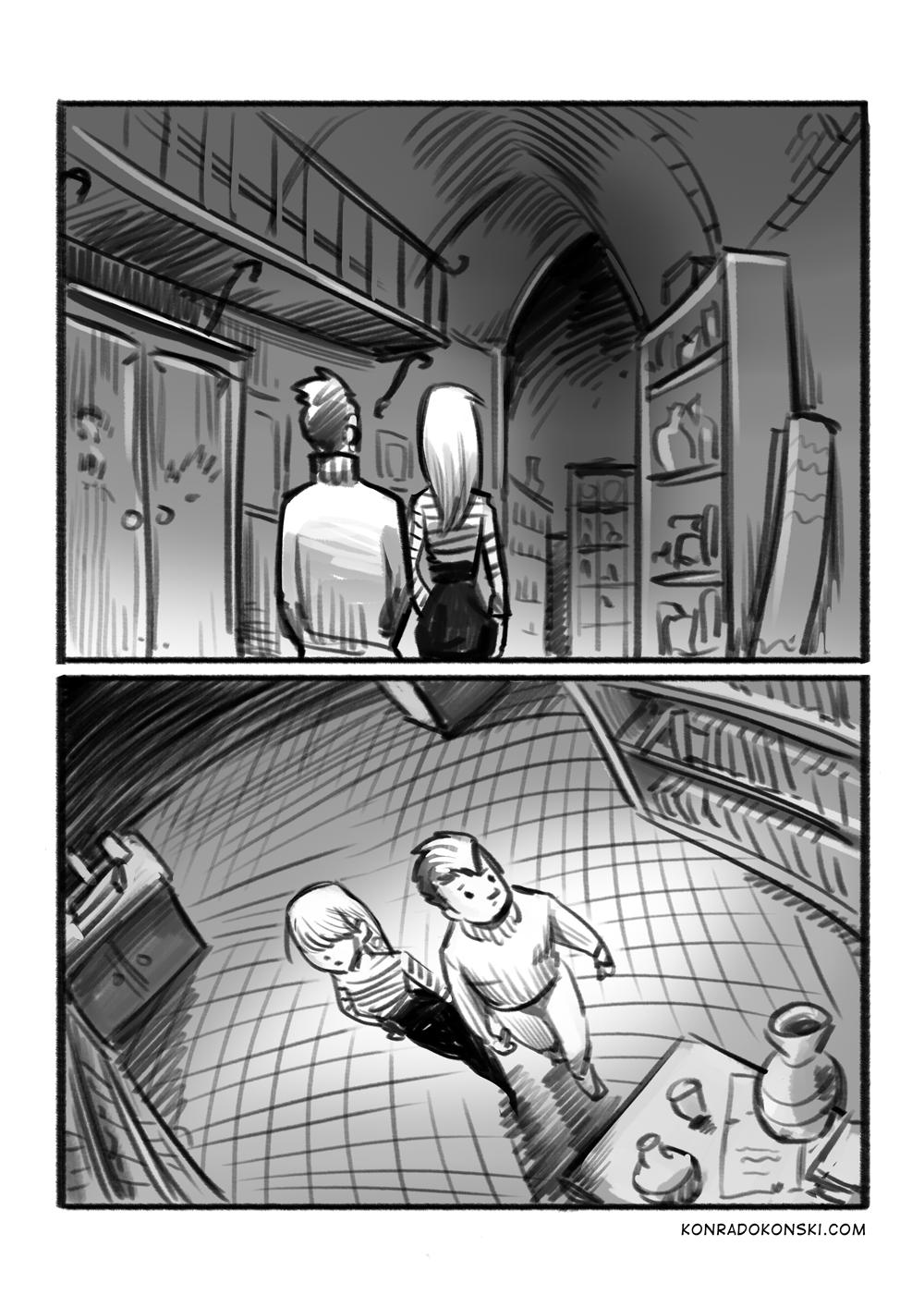 Gratka – komiks 24h – 11