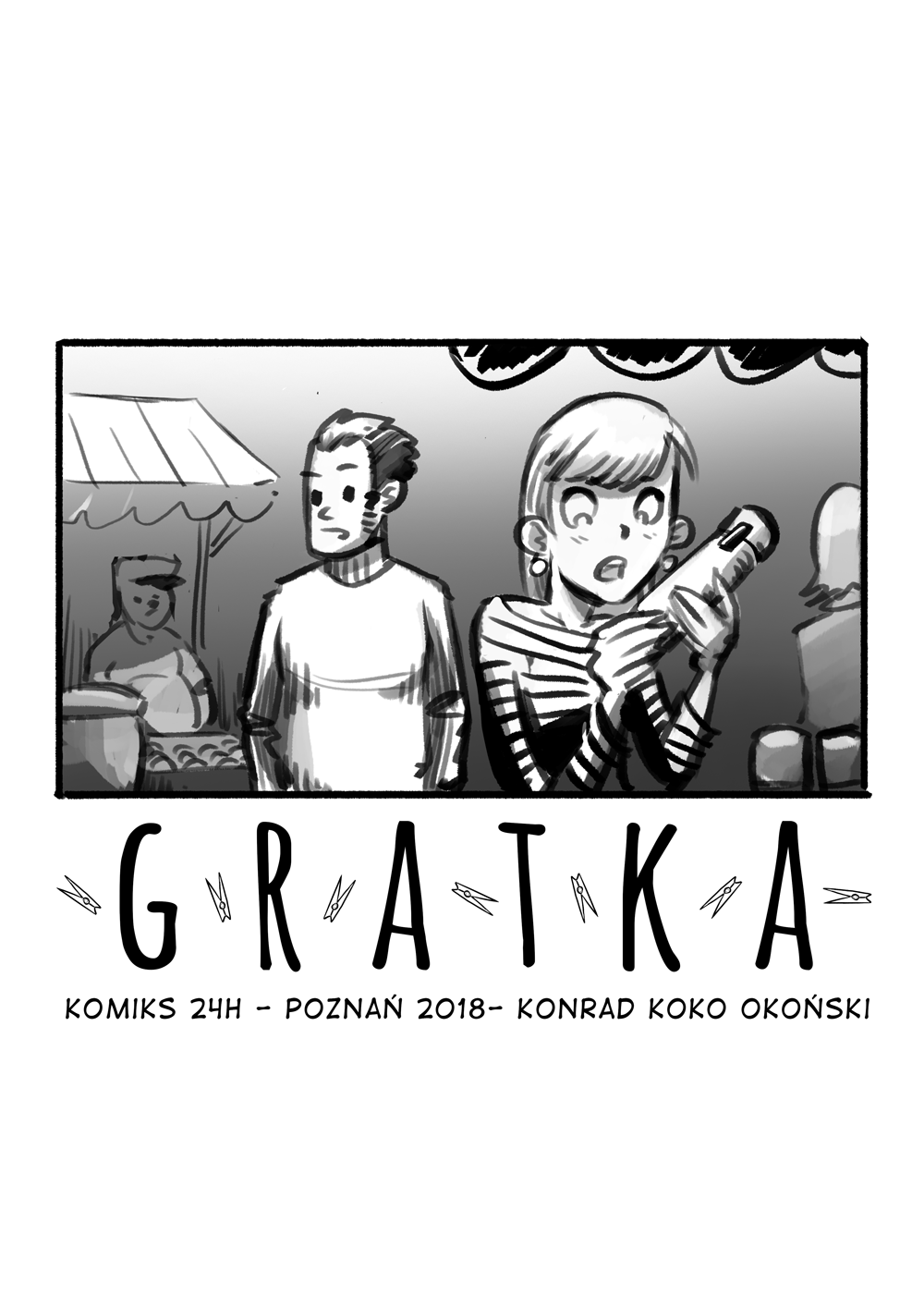 Gratka – komiks 24