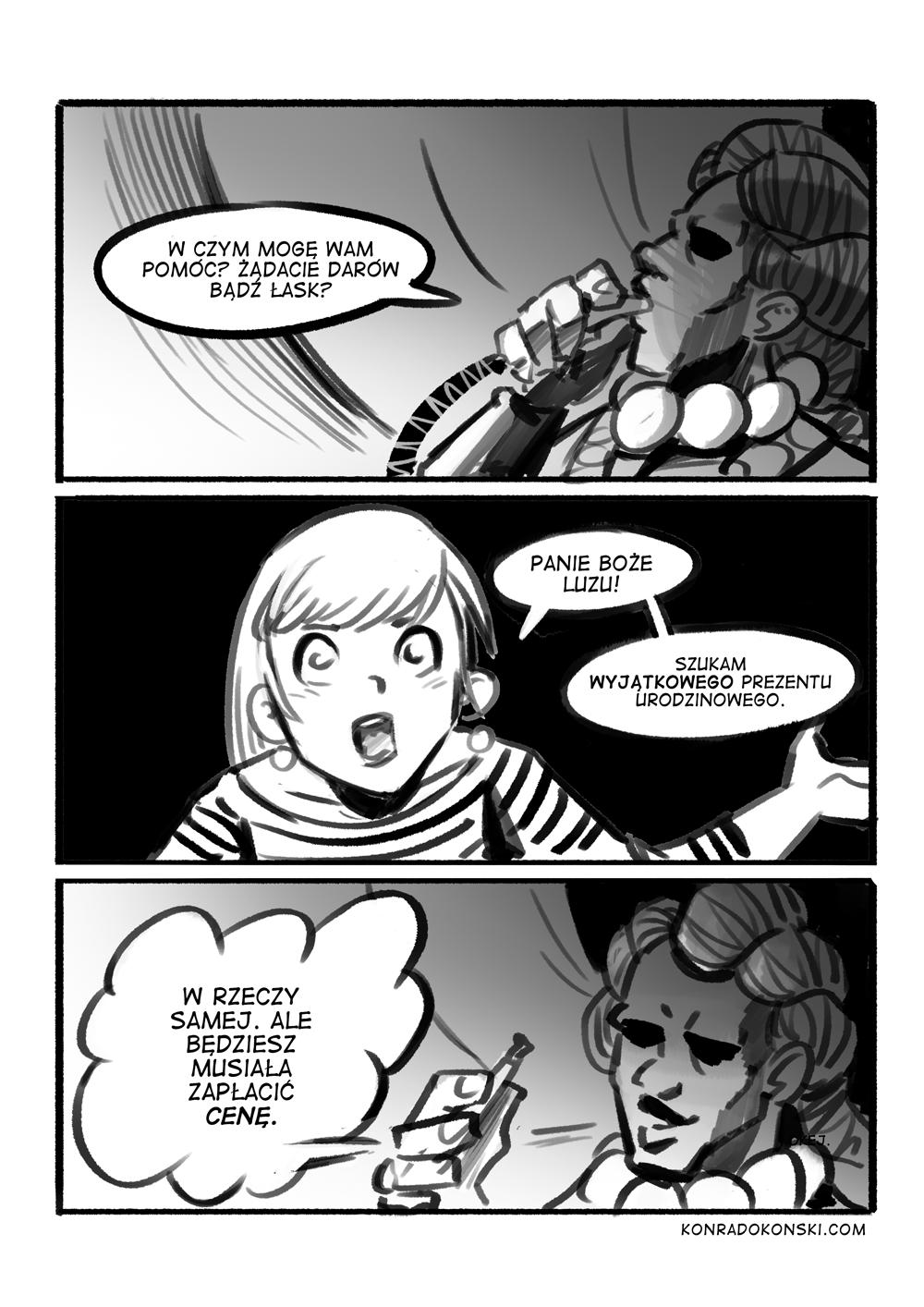 Gratka – komiks 24h – 19