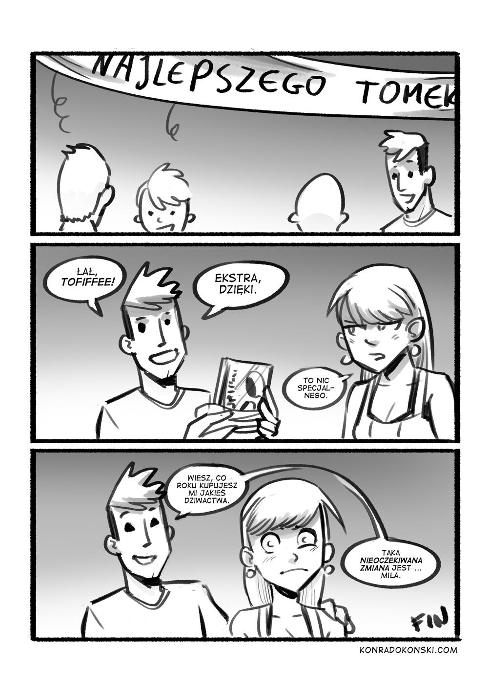 Gratka – komiks 24h – 24