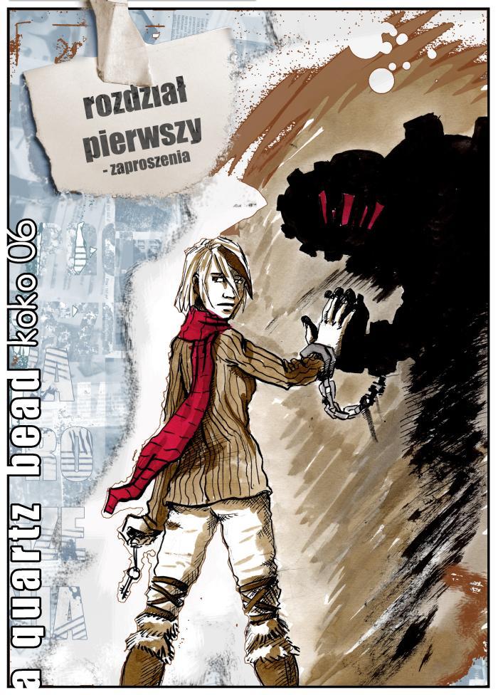 11/19/2006 – Rozdział pierwszy – Zaproszenia