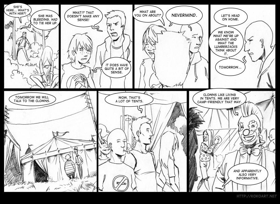 Page 28 Klaunfest