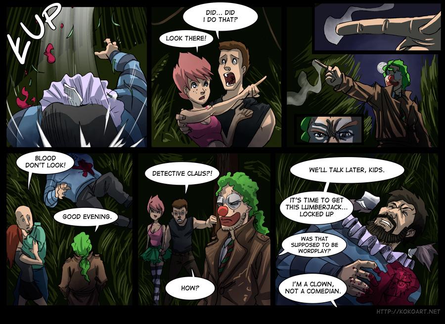 Nie mogłem nigdy zrozumieć ludzi bojących się klaunów. Dopóki nie poznałem Dave'a.
