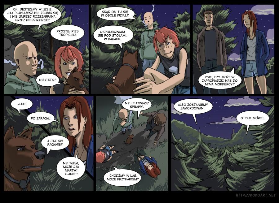 Strona 21 Zapach Zabijania