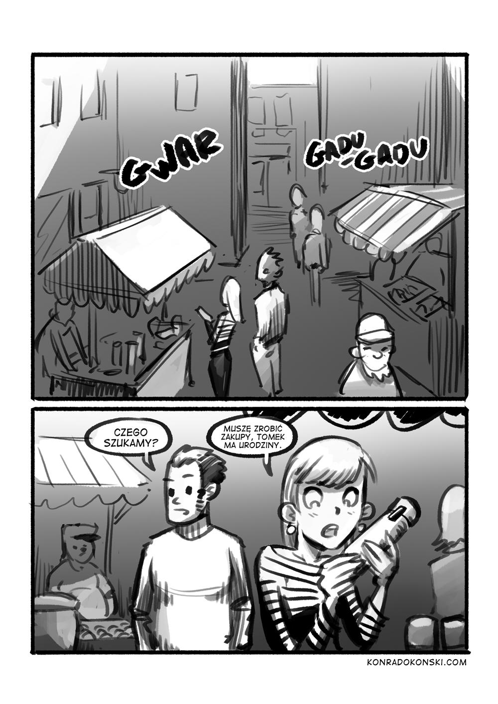 Gratka – komiks 24h – 01