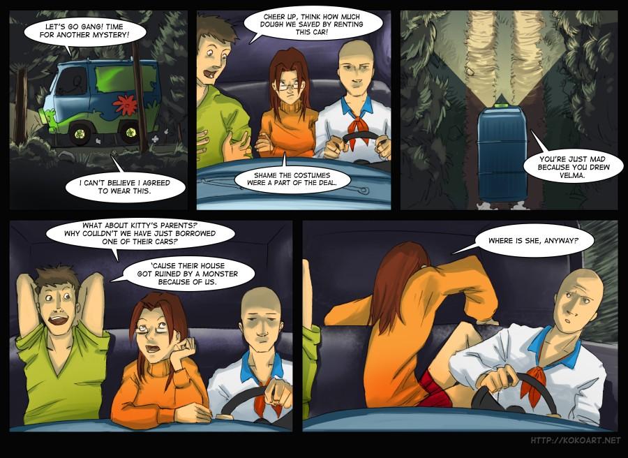 Page 1 Meddling Kids