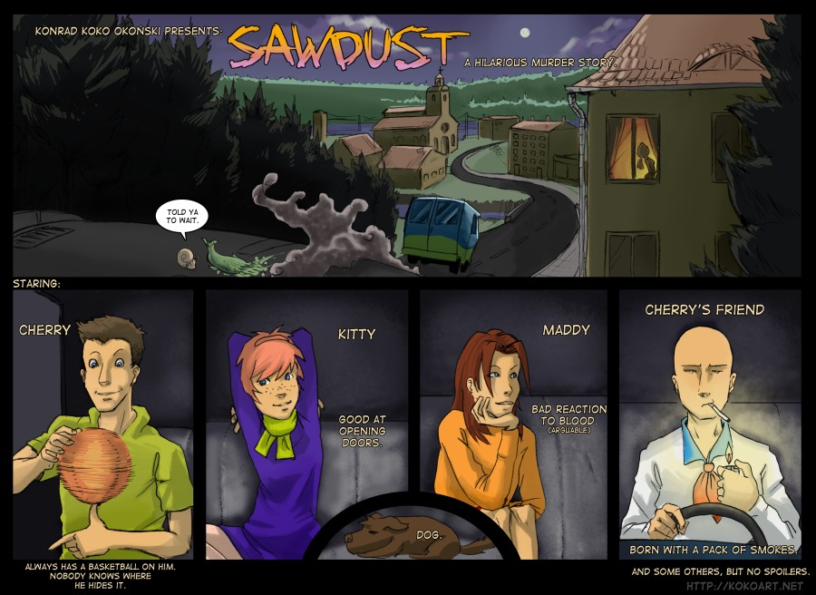 Page 5 Sawdust