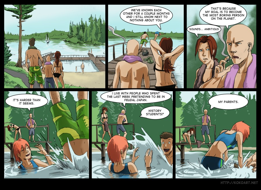 Page 9 War Of Generations