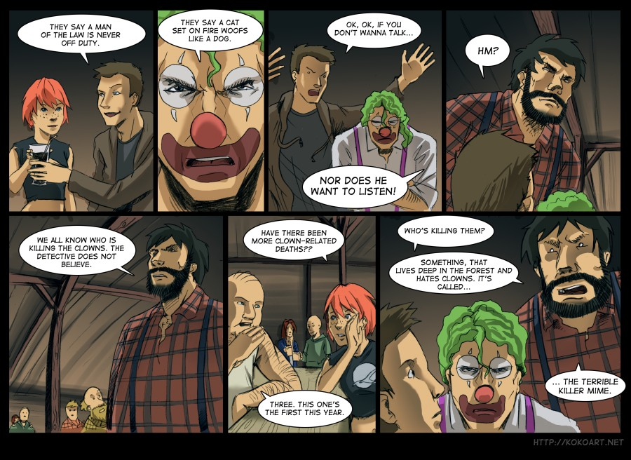 Page 17 Who Is The Killer